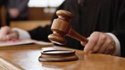 Judge Asks Rape Victim If She Tried Closing Her