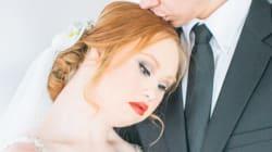 Madeline Stuart magnifique dans une séance photo de mariage