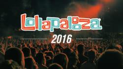 Lollapalooza 2016: Ouça playlist para aquecer antes do