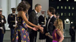 Trudeau à Washington: toutes les photos du dîner
