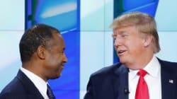 L'ex-candidat Ben Carson se rallie à Donald