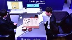 Le champion du monde du jeu de go perd son match face à un