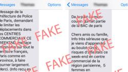 Non, la préfecture n'a pas diffusé de message d'alerte attentat par