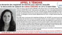 Nouvel appel à témoin après le décès d'une ado à Saint-Malo en