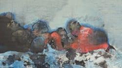 Mare Monstrum: Les peintures poignantes du périple des migrants par une artiste