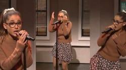Britney Spears, Rihanna, Whitney Houston... Les imitations géniales d'Ariana
