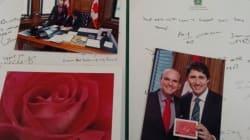 Ottawa envoie un cadeau à une victime d'insulte