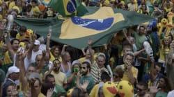 Brésil: manifestations d'ampleur historique contre la présidente