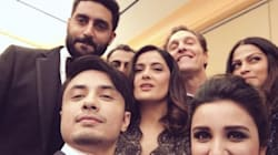 These Bollywood Celebs Chilled With Matthew McConaughey And Salma Hayek This