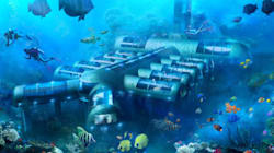 This Underwater Hotel Wants To Lead The Way In Restoring