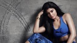 Les premières images de la campagne de Kylie Jenner pour Puma