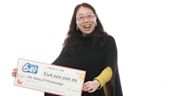 Woman Wins $64M In Canada's Largest-Ever Lottery