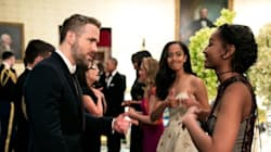 The Obama Sisters Are All Teenage Girls When Meeting Ryan