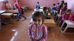 Ces enfants syriens n'ont jamais connu autre chose que la guerre