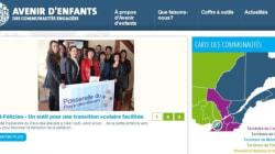 Deux partenariats entre la Fondation Chagnon et Québec ne seront pas renouvelés
