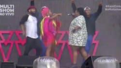 Karol Conka e MC Carol no Lolla: Vai ter negra empoderada no palco