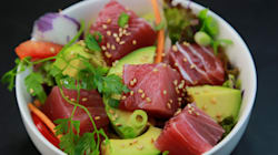 Meet Poke, The Latest Healthy Food Trend For