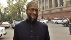 Asaduddin Owaisi Won't Chant 'Baharat Mata Ki Jai' Even If You Held A Knife To