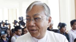 Htin Kyaw, nouveau président birman et doublure d'Aung San Suu Kyi