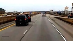 WATCH: Driver Learns The Hard Way Why You Should Never, Ever