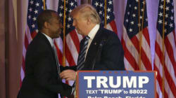 Ben Carson's Endorsement: If Donald Trump's No Good, 'We're Only Looking At Four