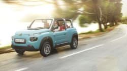 Essai Citroën E-Mehari: électro, rigolo, mais