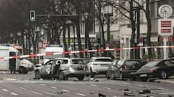 Suspected Car Bomb Kills Driver In Central