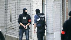 Attentats de Paris: fusillade dans l'une des communes de Bruxelles, un homme