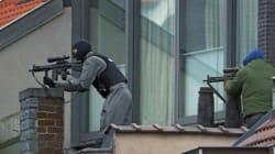 Opération antiterroriste à Bruxelles: 2 personnes en fuite