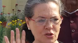 Watch Sonia Gandhi's Epic Faux Pas Moment: 'UPA Did No Work In 2