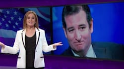 Samantha Bee: 'Even God' Doesn't Want To Talk To Ted