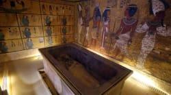 Scoperte due stanze segrete nella tomba di Tutankhamon. Forse i resti di