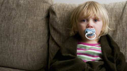 Why Little Kids Can't Have Cough