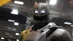 L'armure de Batman contre Superman est-elle