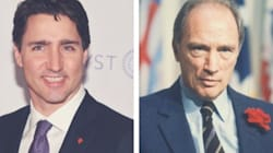Justin Trudeau Says Dad 'Gave Me Strong Values And