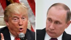Trump courtise le tsar: illusion ou
