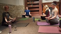 Rage Yoga Classes Invite Students To Get 'Zen As