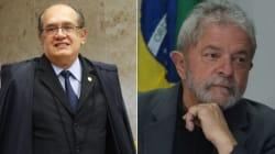 'Já era'? Gilmar Mendes vai julgar ação para barrar Lula na Casa