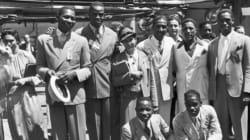 Jesse Owens foi corajoso. E estes outros 17 atletas olímpicos negros