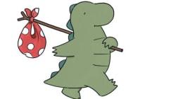 Il dinosauro Rory e il suo papà, un rapporto