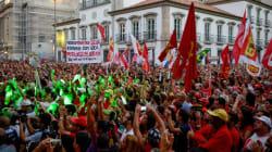 La gauche brésilienne manifeste avec Lula contre le «coup