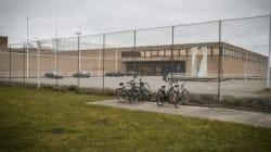 La prison de Bruges, nouveau toit de Salah