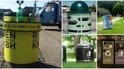 À la recherche de la poubelle urbaine parfaite