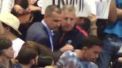 Donald Trump's Campaign Manager Appears To Grab Protester At