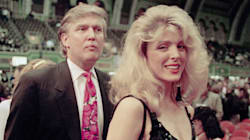 Trump's Ex-Wife Says His Presidential Run Has Made Life
