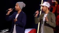 L'élimination des jumeaux de The Voice