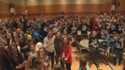 Concours Hockeyville : Saint-Isidore empoche 100 000