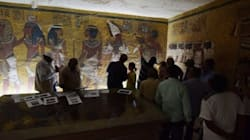 King Tut's Tomb Could Be Hiding 'The Discovery Of The