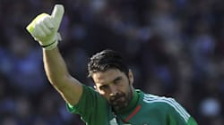 973 minutes sans prendre de but, Buffon bat un record