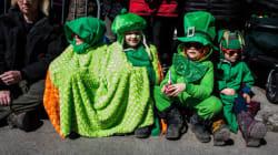 193e défilé de la Saint-Patrick: les Montréalais au rendez-vous